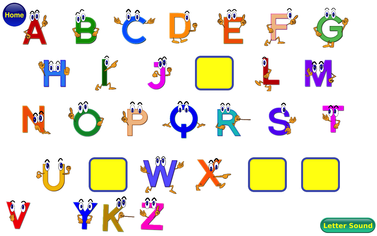 abc alphabet phonics plus free screenshot