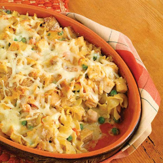 Delicious Country Chicken Casserole