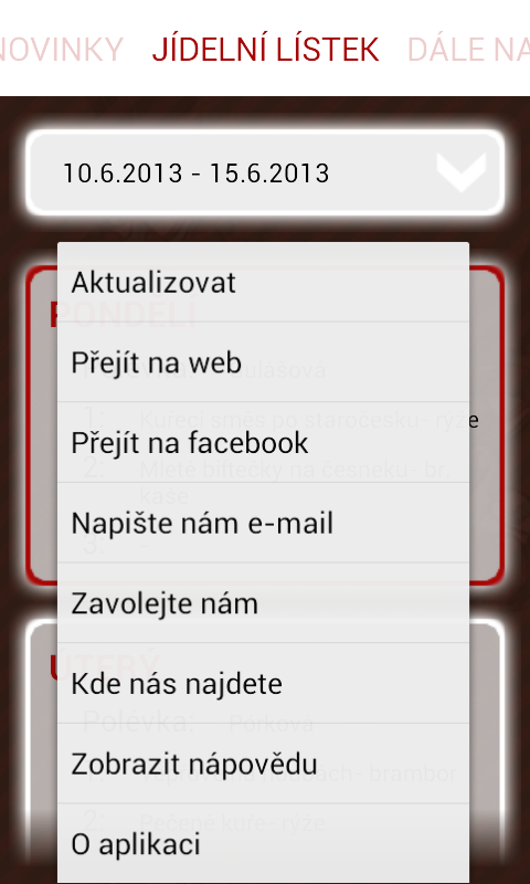 Hostinec u Nosků- screenshot