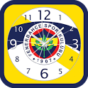 Fenerbahçe Analog Clock Widget icon