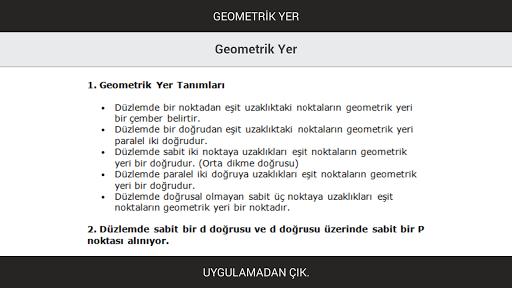 Geometrik Yer
