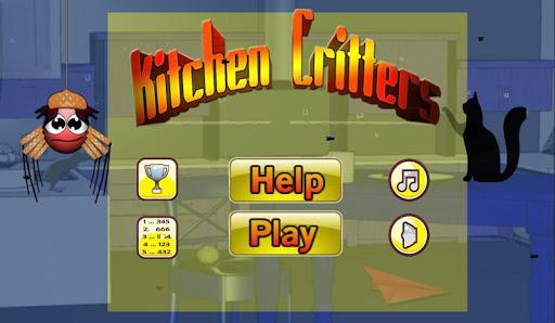 Kitchen Critters
