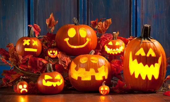 Halloween Games Pumpkin Decor - screenshot