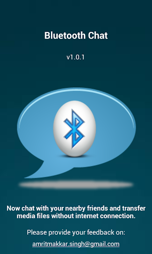 Bluetooth Chat Fly Chat