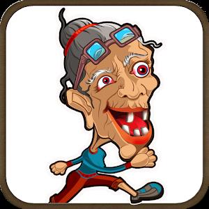 Angry Granny Run Escape 休閒 App LOGO-APP試玩