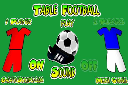 Table Football, Soccer 3D  screenshots 4