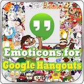 Emoticons for Google Hangouts