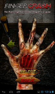 Finger Crash - Knife Game Song - screenshot thumbnail