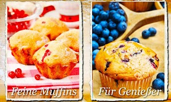 Screenshot of Muffins + Cupcakes Weihnachten