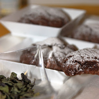 After Eight Chocolate Cookies.