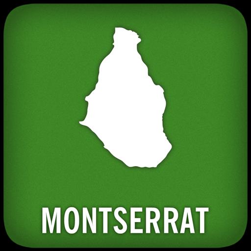 Montserrat GPS Map LOGO-APP點子