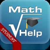 Math Help Services Student app
