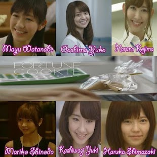 AKB48 - fortune cookie x Wonda
