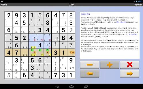 Sudoku 10'000 Free - screenshot thumbnail