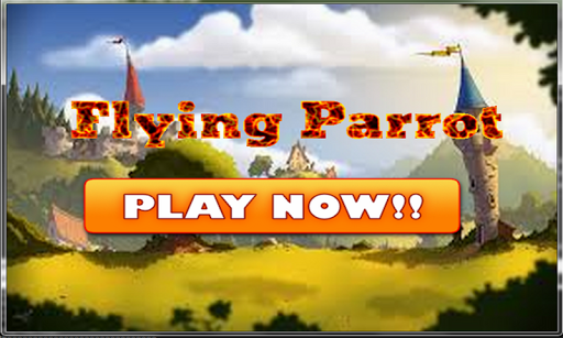 【免費動作App】Flying Bird: Parrot Adventure-APP點子