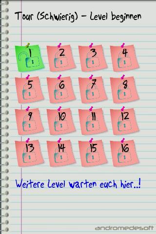 Letrix German- screenshot