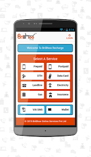 Mobile Recharge & Bill Payment- screenshot thumbnail