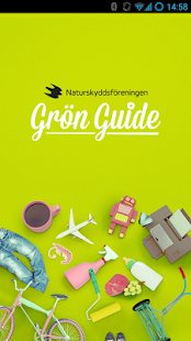 Grön Guide - screenshot thumbnail
