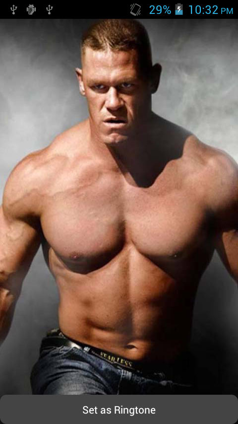 John Cena Ringtones - screenshot
