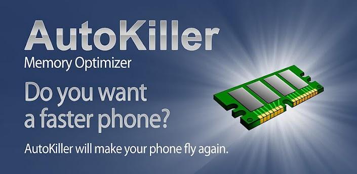 AutoKiller Memory Optimizer apk