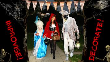 Screenshot of Rotten Friends Happy Halloween