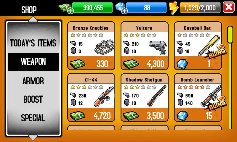 Gangstar City screenshot #8
