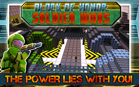 Block Of Honor Soldier Wars C-1 screenshot 55176