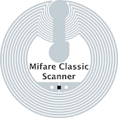 NFC Mifare Classic Scanner