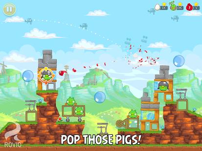 Angry Birds - screenshot thumbnail