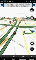 Screenshot of Sao Paulo Map