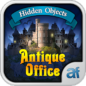 Hidden Object Antique Office