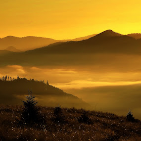 by Jeno Major - Landscapes Mountains & Hills
