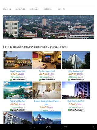Bandung Hotel Deals