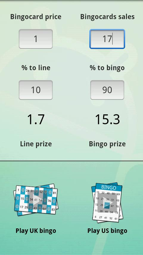 Bingo Matic - screenshot