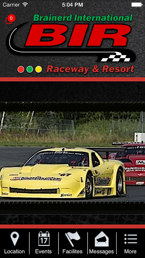 Brainerd International Raceway Android Apps On Google Play