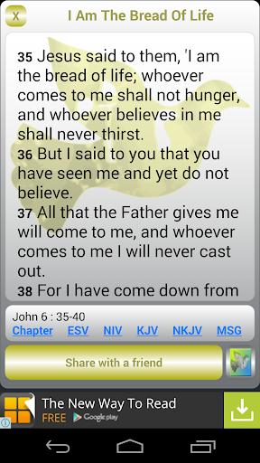 Words of Jesus Daily