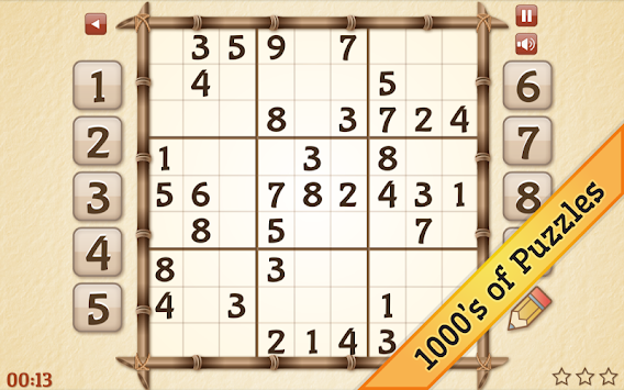 247 Sudoku APK 1.11 - Free Puzzle Games for Android
