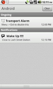 Perth Transport Alarm - screenshot thumbnail