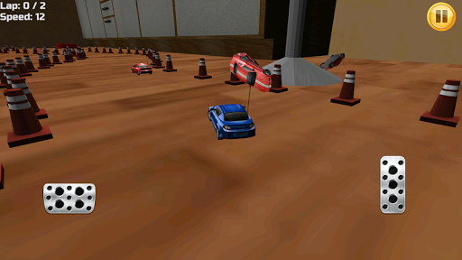 厨房玩具汽车