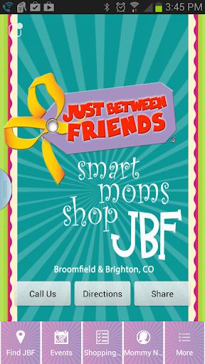 JBF Broomfield Brighton