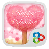 Lovetree GO Launcher Theme