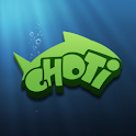 Ghoti Word Game logo
