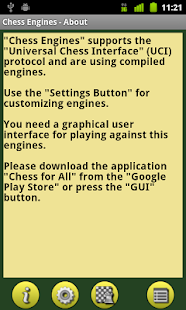 Chess Engines- screenshot thumbnail