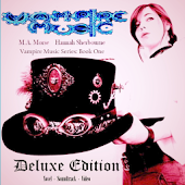 Vampire Music DX - Teen Novel