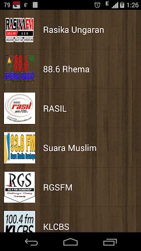 Indonesian Live Radio