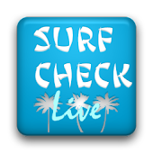 Live Surf Check Wallpaper
