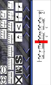 Drum Sticking Notation screenshot 0