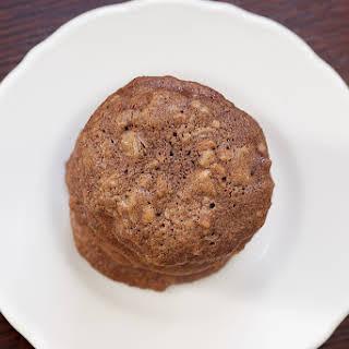 Chocolate-Pecan Brownie Cookies.