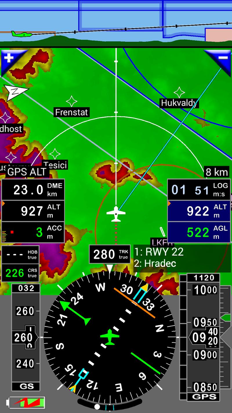 FLY is FUN Aviation Navigation Screenshot 4