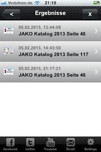 JAKO AG - screenshot thumbnail